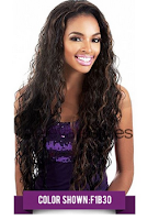 Beshe Synthetic Half Wig Ponytail YU - 520