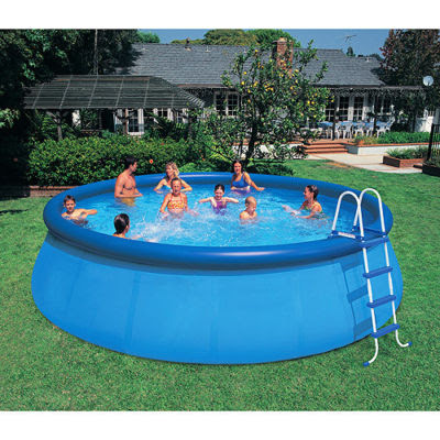 Piletas de lona piscinas piletas for Albercas inflables intex precios