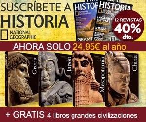 Promoción de National Geographic Historia