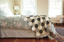 My Latest Crochet Pattern: The Busy Bee Throw!!