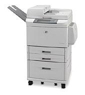HP LaserJet M9040 Drivers controller