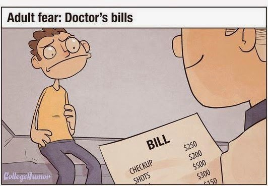 11 Pictures That Compare Life Today With How It Used To Be - Going To The Doctor