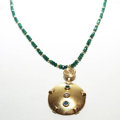 Absolute joy now with debbie takara shelor emeralds romancing the if you are interested in this or any of the emf protection energy balancing bioshields takara would be more than happy to help you aloadofball Choice Image