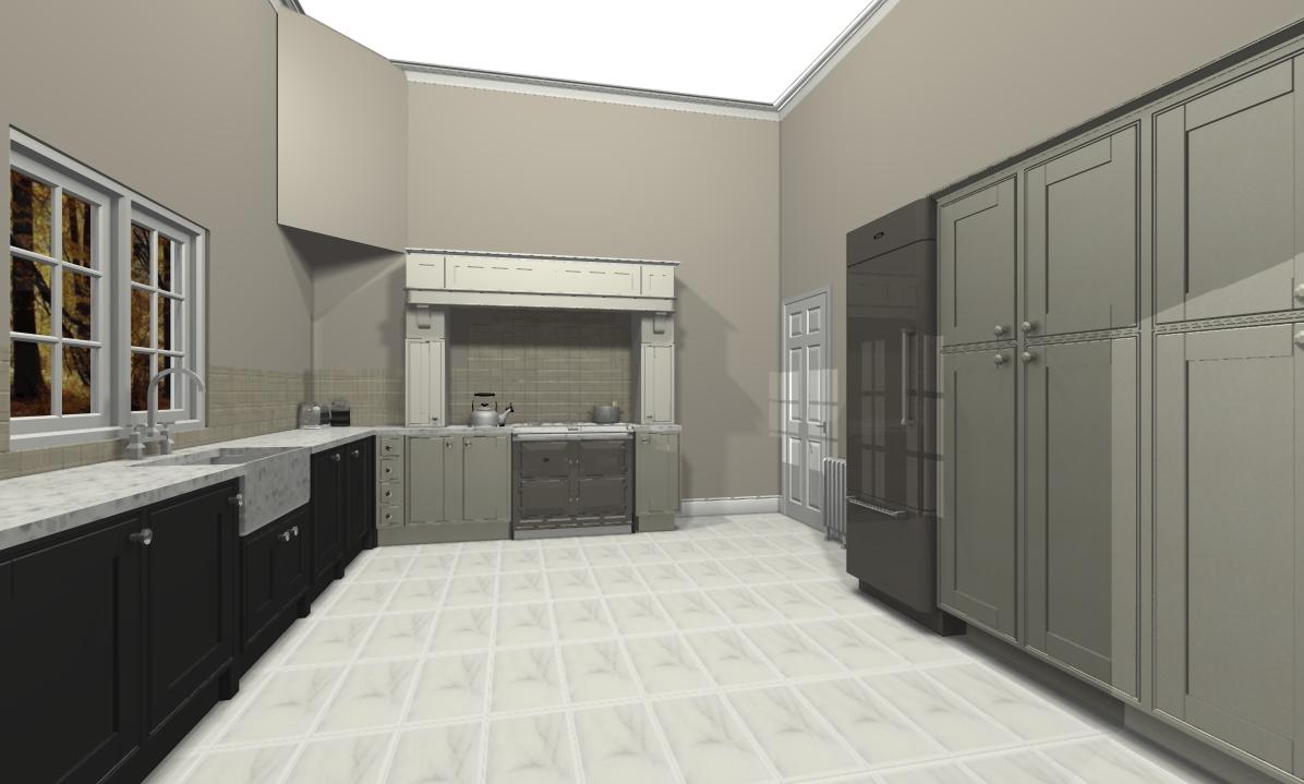 Glenlith Interiors Blog: 1909 Kitchen Glasgow Ammendment
