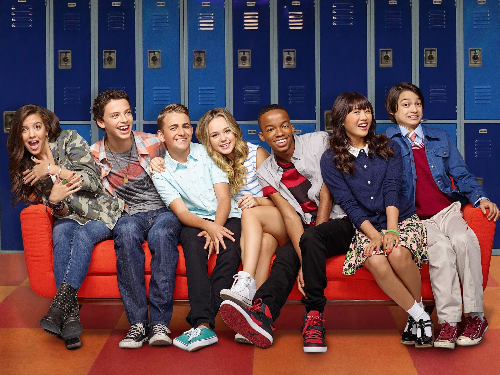 at 9 00pm et pt from 19th march 2016 following all new episodes of nickelodeon s brand new musical comedy series school of rock at 8 30pm et pt