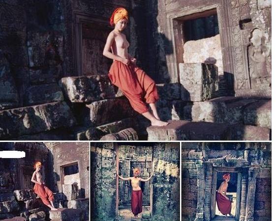 Ki media khmer intelligence cambodians angered over nude photo