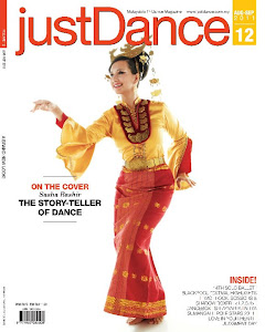 JUST DANCE - Aug - Sept 2011