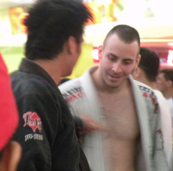 from Rogelio gay ju jitsu