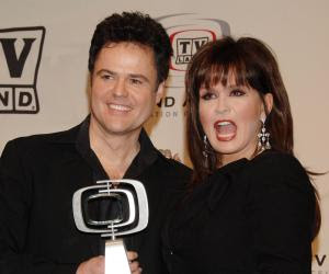 Marie Osmond bronchitis hospitalized