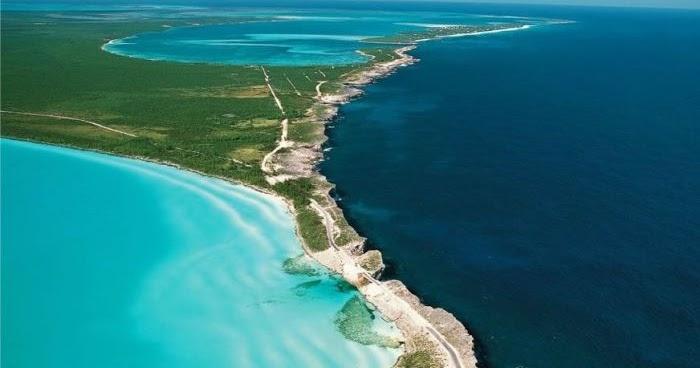 Cool Funpedia Where The Caribbean Sea And The Atlantic