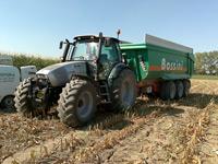 Lavori agricoli conto terzi in provincia di Parma