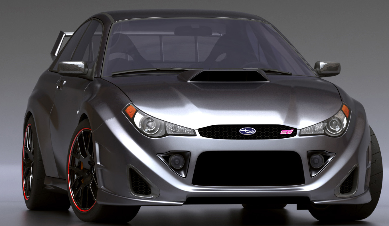 2012 Subaru Impreza WRX STI Specs Reviews  SPECS CAR