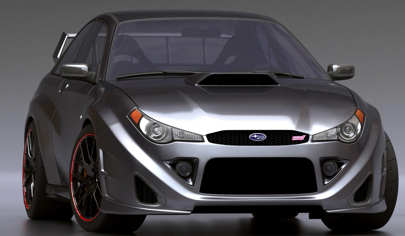 2012 Subaru Impreza WRX STI Specs Reviews ~ SPECS CAR