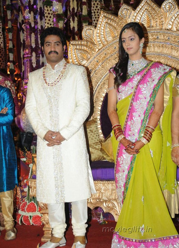Jr NTR Wife Lakshmi Pranathi Photos