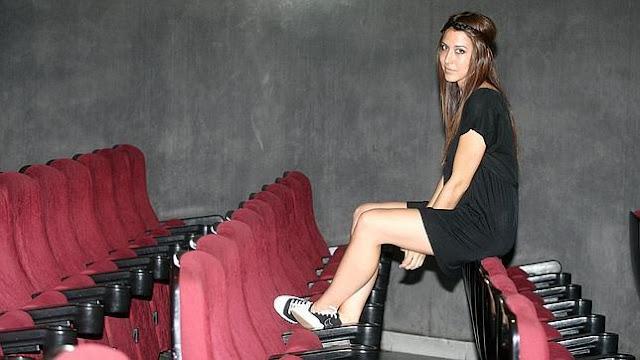Anni B Sweet en concierto presentando su último disco