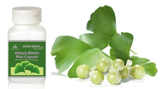 Ginkgo Biloba Plus Green World
