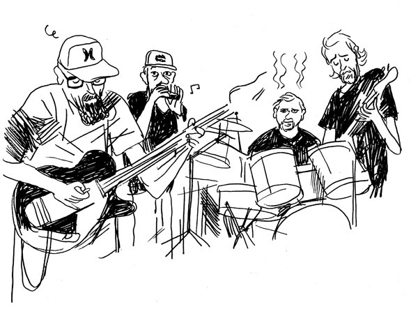 Studio Shebam - Paul Filippi - La Jazzette