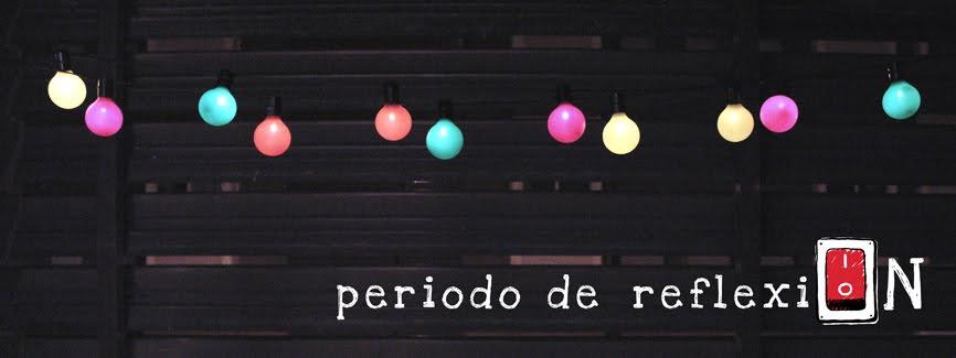 periodo de reflexiON