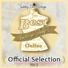 Included in the Best Vintage Shops Online!