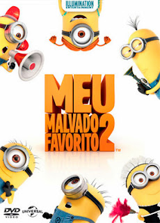 Meu Malvado Favorito 2 - BDRip Dual Áudio