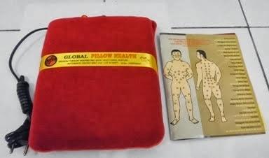 bantal global pillow bantal pemanas global