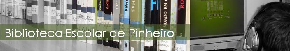 Biblioteca Escolar de Pinheiro