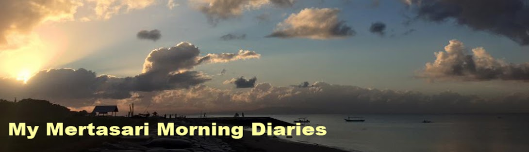 My Mertasari Morning Diaries