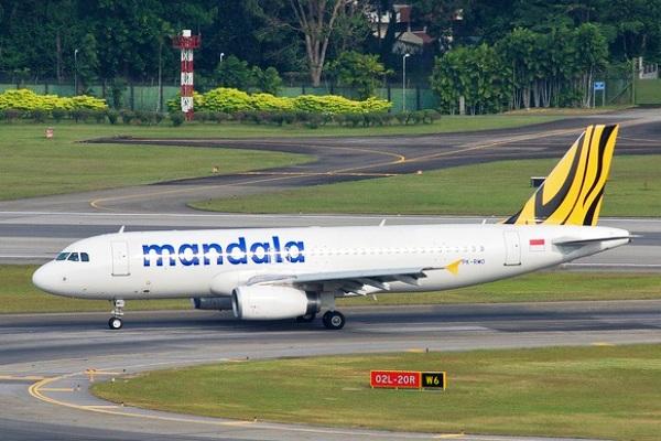 Mandala Airlines. ZonaAero