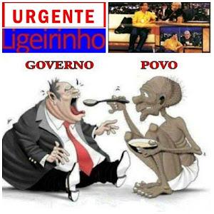 O GOVERNO E O POVO