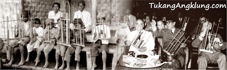 Sejarah Angklung Indonesia
