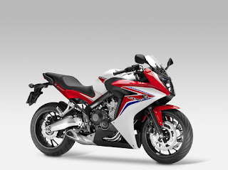 Harga Honda CBR650F dan Spesifikasi