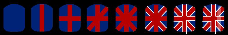 Tuto nailart drapeau Anglais  Nailart en beauté  Blog