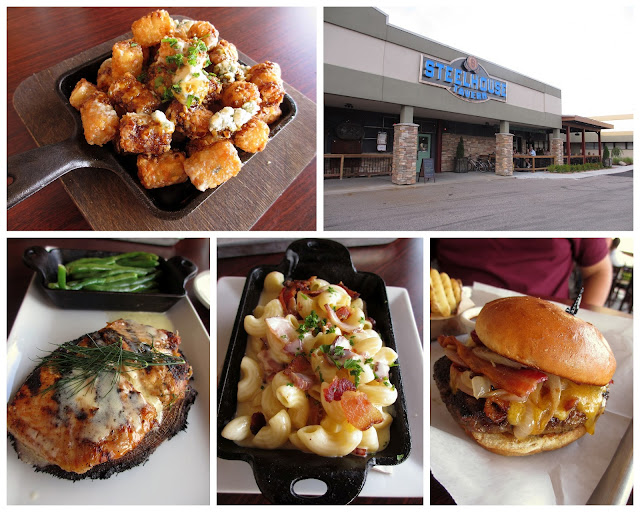 Restaurant Review: Steelhouse Tavern in Troy, Michigan | foxeslovelemons.com