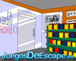 Solucion Escape from the Video Shop Guia