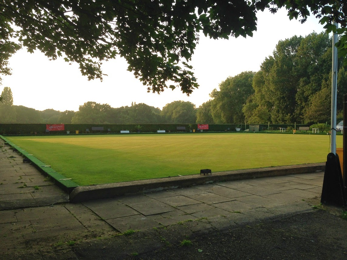 Putney Bowling Club, London SW15