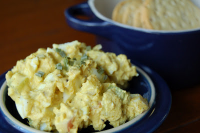 Curry Egg Salad
