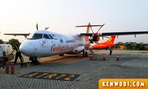 firefly plane