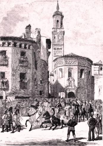 Recopilación dibujos, representaciones, grabados... - Página 2 Fiestas+Pilar+1872+Cabalgata+Jaime+Conquistador+red350