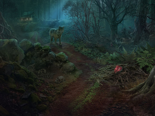Shadow Wolf Mysteries 2: Bane of the Family Collector's Edition Screenshot 4