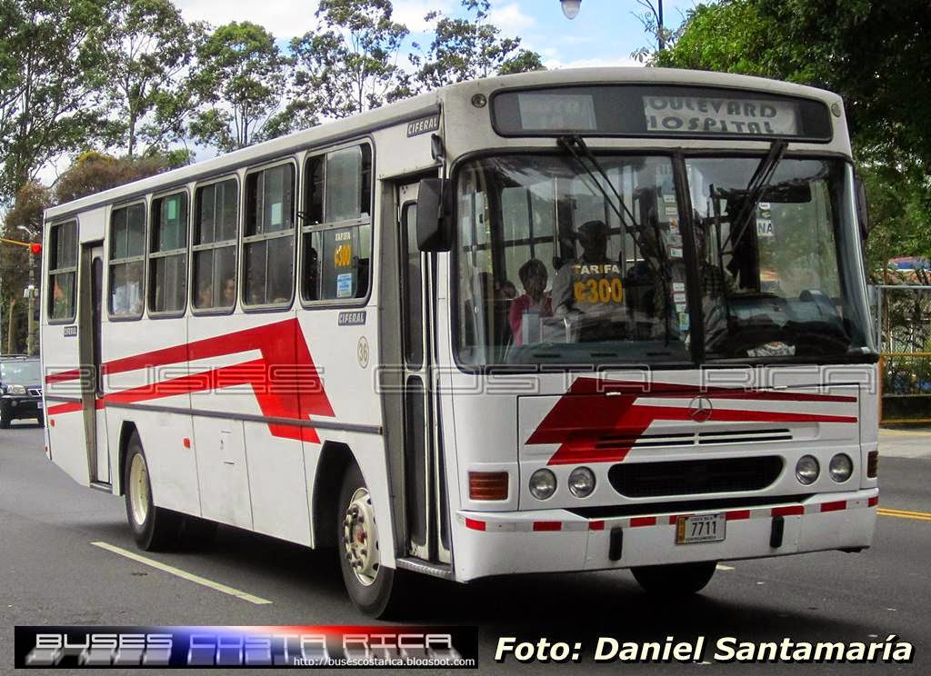 Buses costa rica galer a 19 2014 for Mercedes benz in san jose