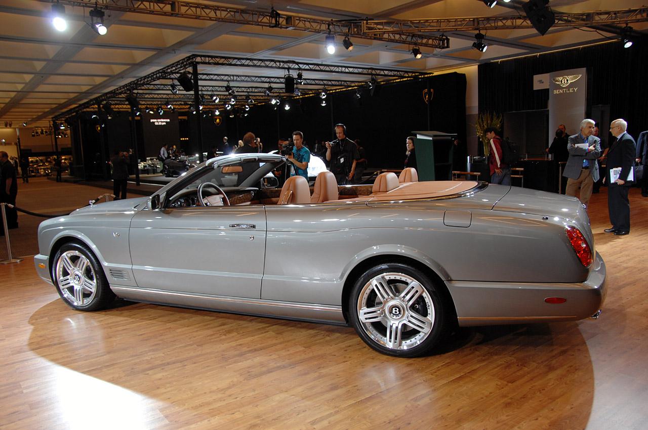car specs review: 2008 Bentley Azure T, Spech, Engine, Review