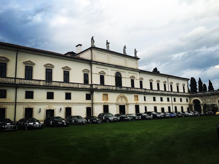 Audi Sport Club - Italia al Crespadoro Historic