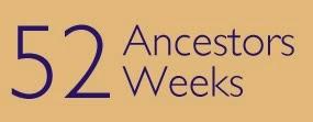 52 Ancestors Challenge