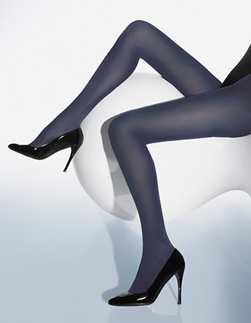 Fetish Fashion : Wolford Stocking Velvet De Luxe 66