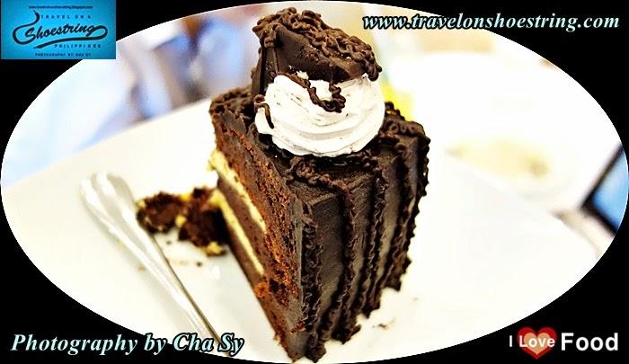 Honeybon Pastry Shop, Sakura Mango Cake, Katipunan, Tokyo Bubble Tea, cake, cakes
