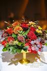 Цветочные композиции на корпоративный праздник