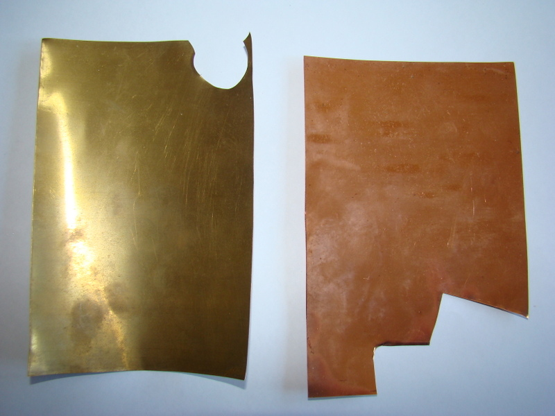 Eduardo soler vitrofusi n en joyer a - Planchas de metal ...
