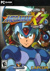 Megaman X7  FL PC Game.