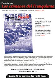 Los crímenes del franquismo