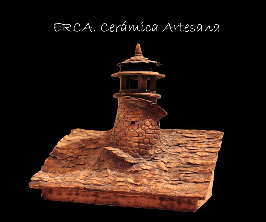 ERCA.  Cerámica  Artesana